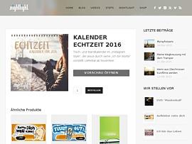 Echtzeit 2016 - Nightlight Kalender, DVDs, Postkarten und Aufkleber gratis bestellen