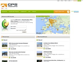 GPS-Tour - GPS-Tracks für Mountainbike, Wandern, Fahrrad, Klettern & Co.