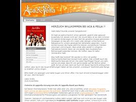 Aca & Pella Weihnachtsalbum zum Gratis-Download