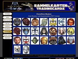 Star Wars Masken zum kostenlosen Download