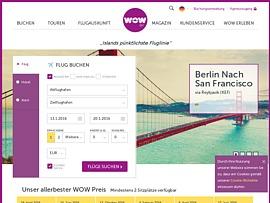 Wow Air bietet Billigflüge nach Nordamerika für 99 Euro