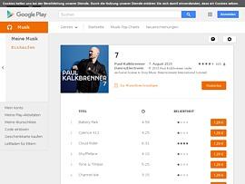 Paul Kalkbrenner Album 7 gratis downloaden bei Google Play
