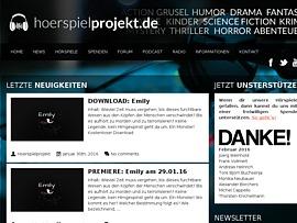 """Hoerspielprojekt bietet neue Hörspiele zum Gratis-Download: """"Emily"""" und """"7 Todsünden"""""""