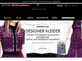Chic-by-Choice - Designer-Kleider günstig mieten statt teuer kaufen