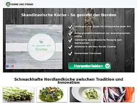 """Nordic Cooking Kochbuch """"So genießt der Norden"""" zum Gratis-Download"""