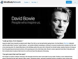 Song von Bowie zum Gratis-Download?