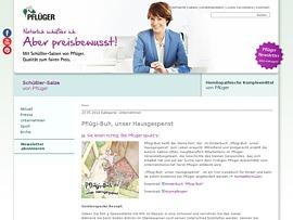 Pflügi-Buh, das Hausgespenst - Kinderbuch kostenlos bestellen oder downloaden