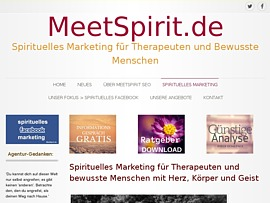 Gratis-Ebook für Spirituelles Marketing & ganzheitliches Marketing