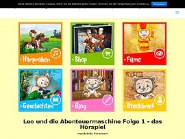 """kostenloses Kinder-Hörspiel """"Leo und die Viehdiebe"""""""