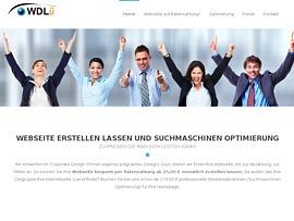 Webseite erstellen lassen, Webdesign und Suchmaschinen Optimierung