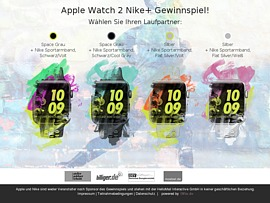 Apple Watch 2 Nike: Spare gut 450 Euro!