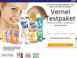 Gratis Vernel Test: Exklusives Testpaket gewinnen