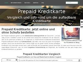 Prepaid-Kreditkarte für 0€