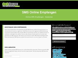 SMS Kostenlos Online Empfangen