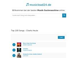 Musicload24.de - Musik-Suchmaschine