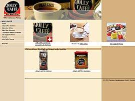 JOLLY CAFFÉ - Testpad anfordern