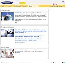 Kostenloser Dienst: Über GoYellow.de mit allen Unternehmen in Deutschland gratis telefonieren