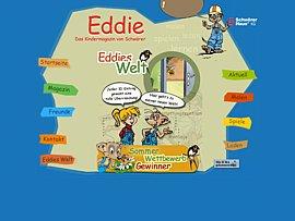 Kostenloses Eddie Kindermagazin