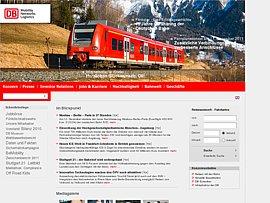 Bahn: Praktikantenprogramm Chance plus
