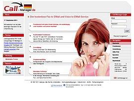 Faxempfang: Fax- und Sprachnachrichten als Email empfangen