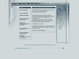 Professionelles Design für Eure Homepage