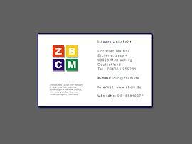 ZBCM Webdesign