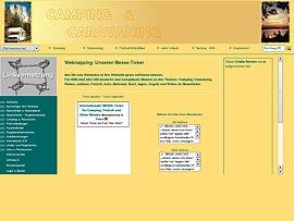 Webmaster: Reise & Freizeit-Messe-Ticker gratis für Eure Webseite