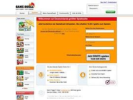 GameDuell - Auf Deutschlands größter Spiele-Seite kostenlos mitzocken