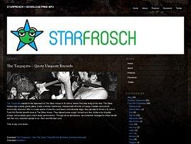 Podcast: Starfrosch Music Podcast