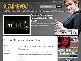 Suzanne Vega: Toms Diner (Danger Mouse Remix) zum kostenlosen Download