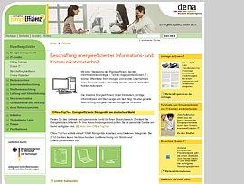 Gerätevergleich: Sparsame Bürogeräte finden