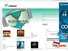Preisvergleich für Musikdownloaddienste