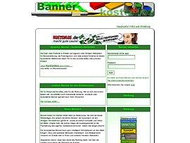 Kostenlos dynamische Banner
