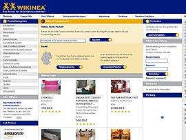 Wikinea - Portal für Ikea-Gebrauchtmöbel