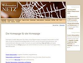 WebmasterNETZ  - Daten für deine Homepage