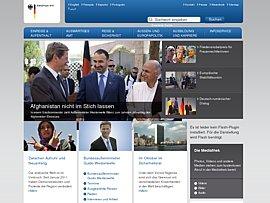 Auswärtiges Amt: Umfangreiche Reiseinformationen