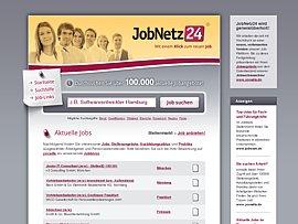 Jobs: Bundesweite Jobsuchmaschine JobNetz24