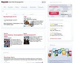 Freeware - Digitales Fernsehprogramm teXXas