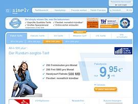 simply clever - 5 Euro Startguthaben