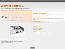 Ebook: Abracadabra! v0.1 - Biographie der Beatles