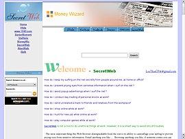 SecretWeb Browser: Auf Knopfdruck unsichtbar