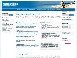 Traumunterkunft.com - Ferienunterkünfte kostenfrei inserieren