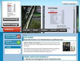 Deutsche Schlaganfall Hilfe: Infos und Adressen