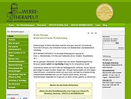 Gratis-Downloads für Unternehmer - werbetherapeut.com