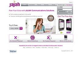 Free-Call-Service Jajah:  Weltweit kostenlos telefonieren
