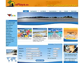 Reisepreisvergleich oPlaya.de