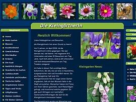 Kleingärtnerin.de bietet Tipps für Hobbygärtner
