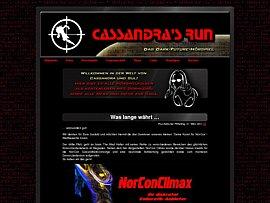Cassandra's Run - Dark-Future-Hörspielreihe