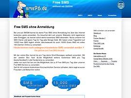 Free SMS ohne Anmeldung