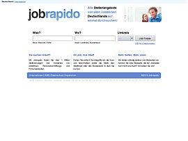 jobrapido - Möglichst schnell zum neuen Job